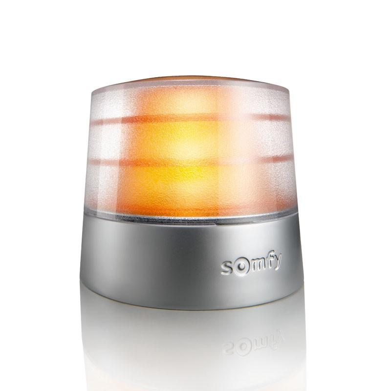 Somfy de secours Light Master pro 24v 15w avec Motifs antenne